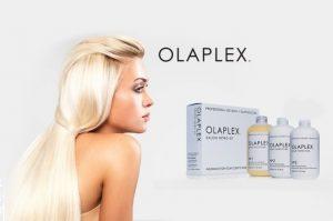 Восстановление структуры волос Olaplex