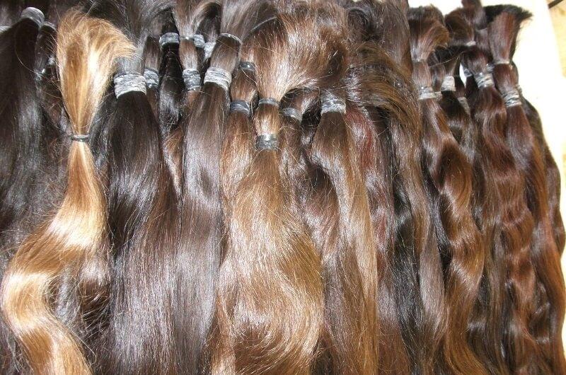 Славянские волосы