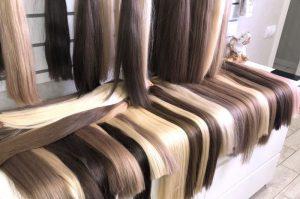 Трессирование волос